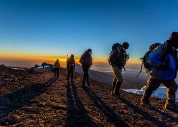Kilimanjaro's Lemosho Route