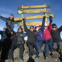 Kilimanjaro the Wonder of Africa