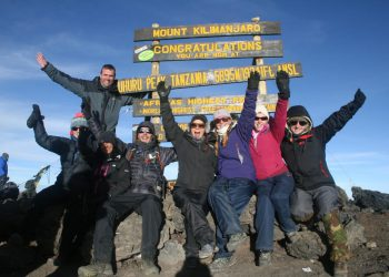 Kilimanjaro the Wonder of Africa